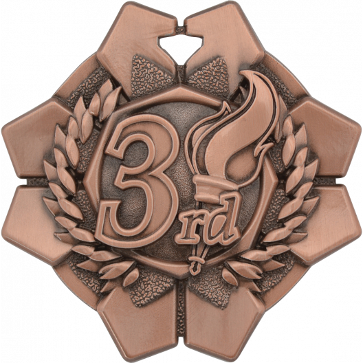 Imperial Medal - 3rd Place